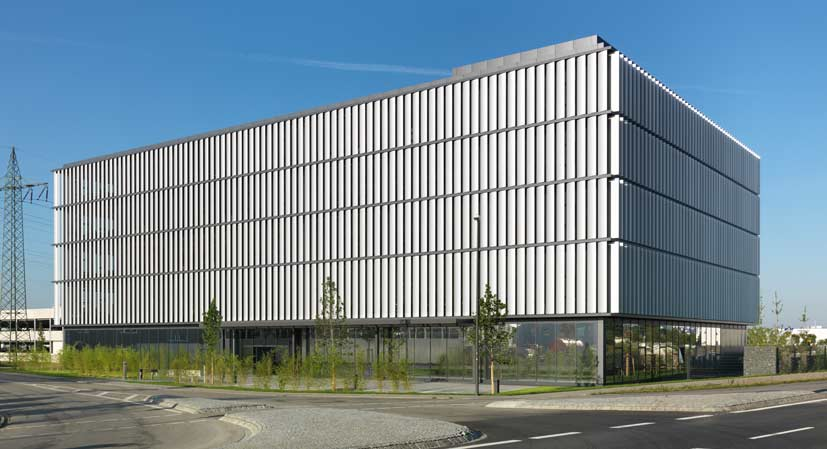 company building: location-gaimersheim